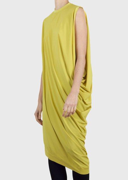 complexgeometries rhombus dress - yellow