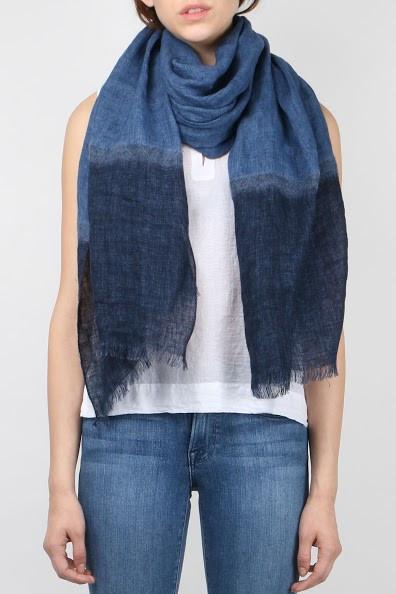Destin Agu Jeans Scarf