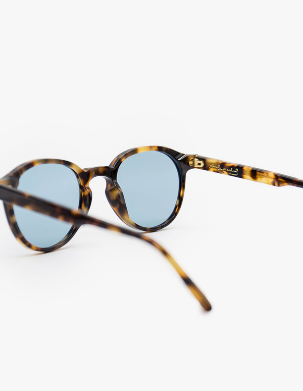 RetroSuperFuture Andy Warhol The Iconic Series Sunglasses - Tortoise