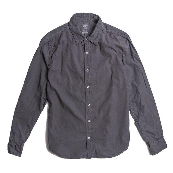 Save khaki United Poplin Easy Shirt - Metal