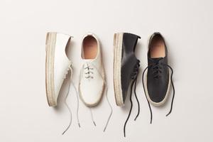 FEIT Espadrille Hand Sewn Court Sneaker
