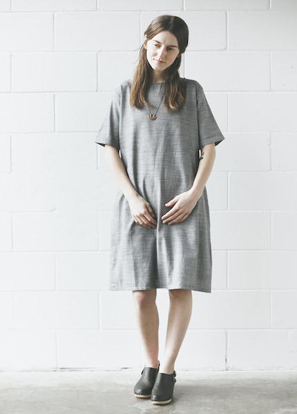 Me & Arrow - Tall Dress in Dot