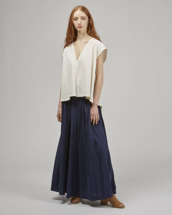 Revisited Matters Marga top - white