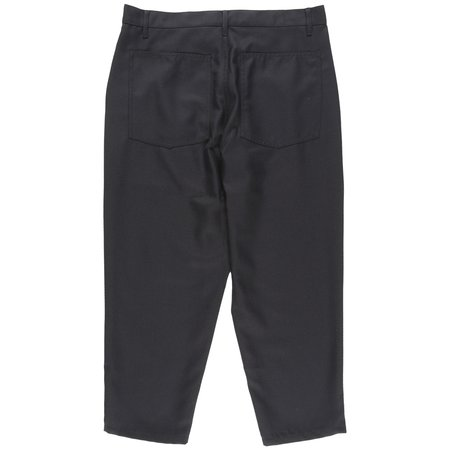 Comme des Garçons Cropped Pants - Navy