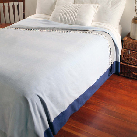 Deshal Kona Bed Coverlet