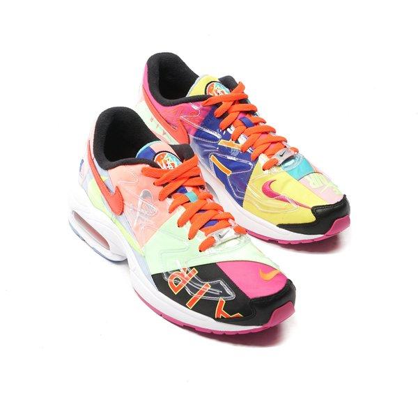 best sneakers e547a 46a00 Nike AIR MAX2 LIGHT QS ATMOS SNEAKER - Black Bright Crimson