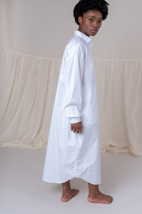 Baserange Ole Shirt Dress
