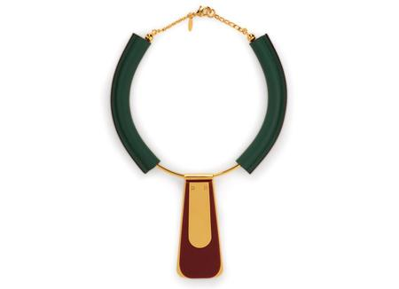 Marni Brass Necklace