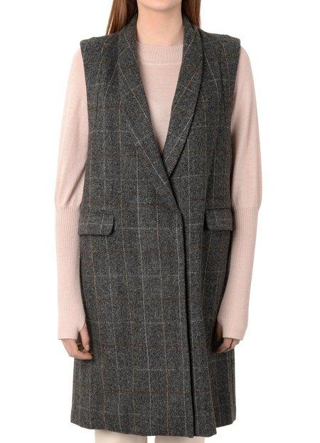 Rachel Comey Crest Coat - Charcoal