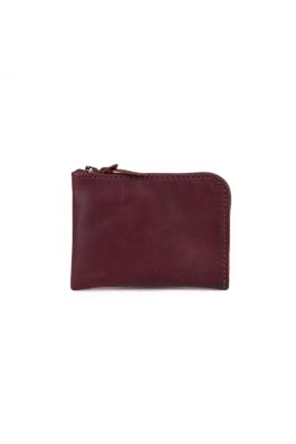 TANNER GOODS Universal Zip Wallet - Oxblood
