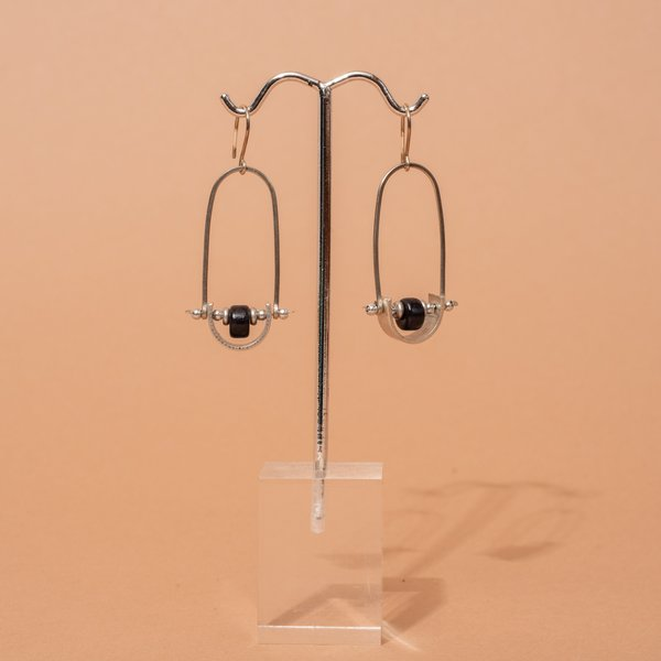 Jenevier Blaine Modern Swing Earrings