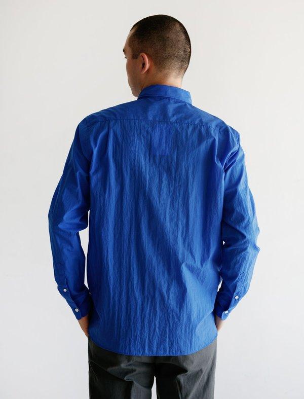 Childs Nylon Buttondown - Blue