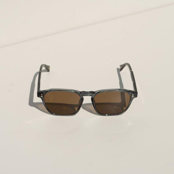 Raen Polarized Aren 53 Sunglasses - Slate