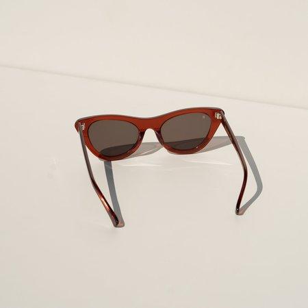 Raen Flora Sunglasses - Brandy