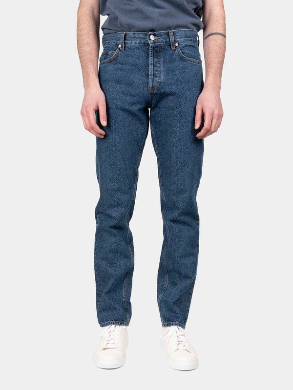 453cdb1f86c Norse Projects Norse Regular Denim Jeans - Stone Washed | Garmentory