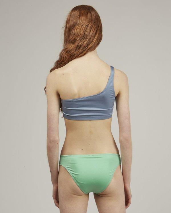 Baserange Una swim top - Blue