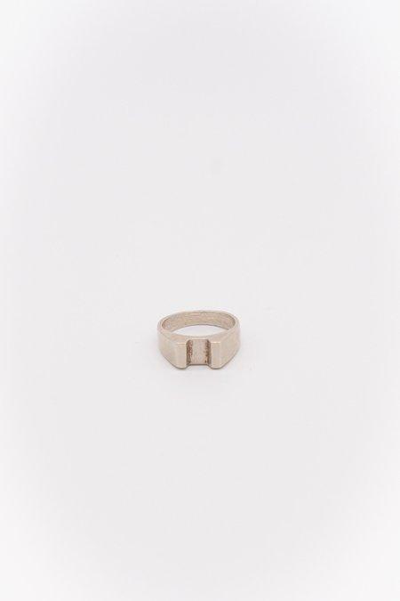 Seaworthy Norde Ring - Silver
