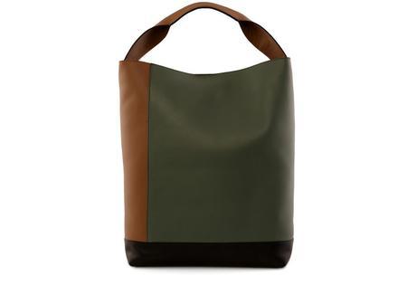 Marni Shoulder Bag - Raisin/Tea