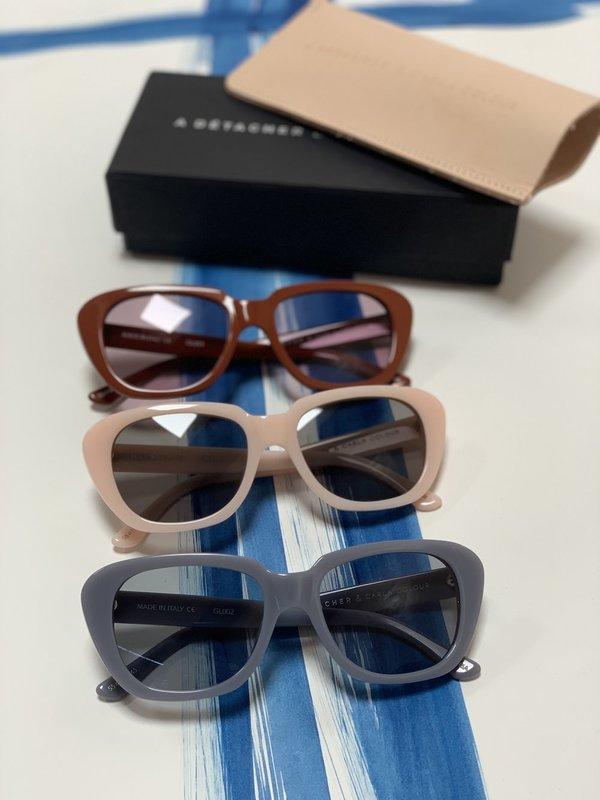 A Détacher X Carla Colour Gloria Sunglasses