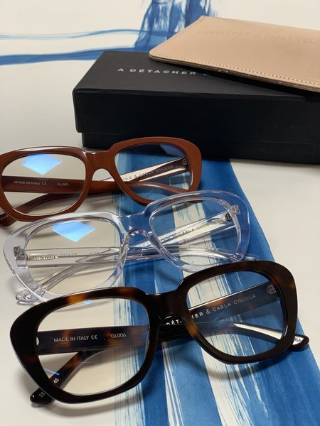 A Détacher X Carla Colour Gloria Optical Glasses
