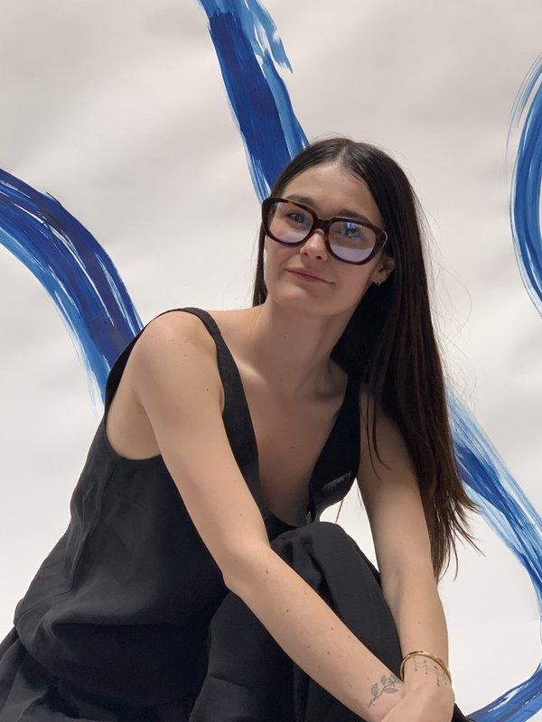 A Détacher X Carla Colour Gloria Optical Glasses