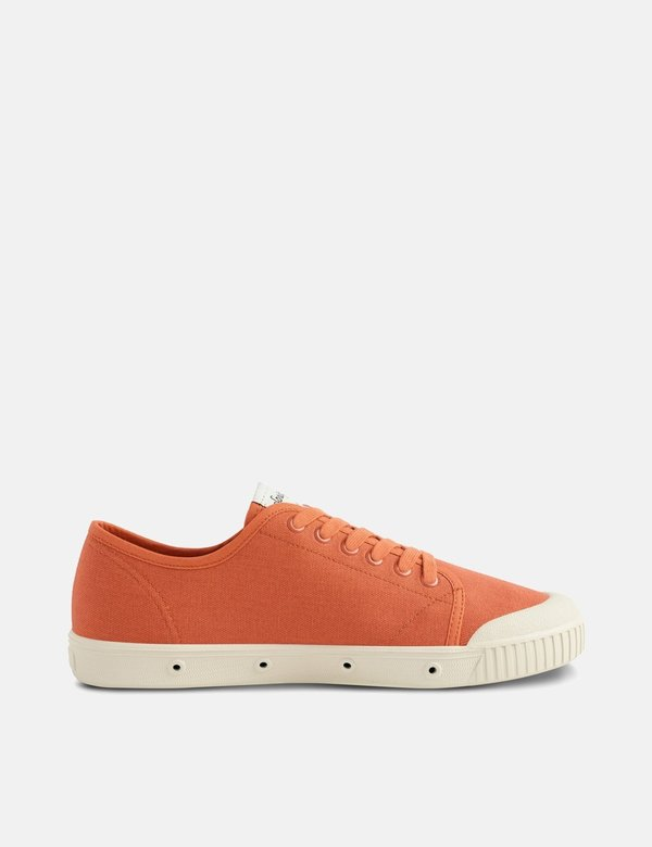 Spring Court G2 Canvas Low Trainers - Vintage Ochre
