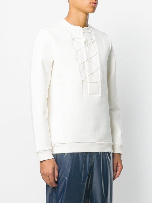 REEBOK COTTWEILER Speedlace Sweat - white