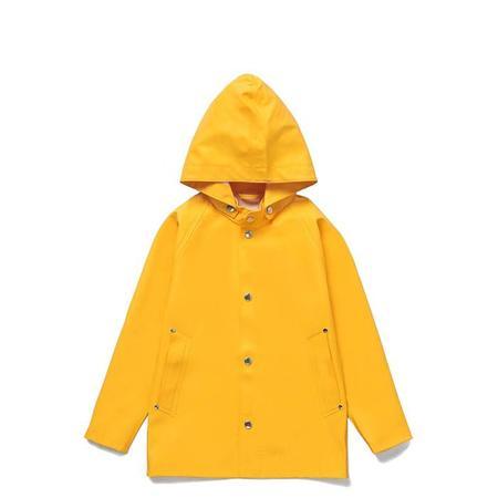 KIDS Stutterheim Raincoat - Yellow