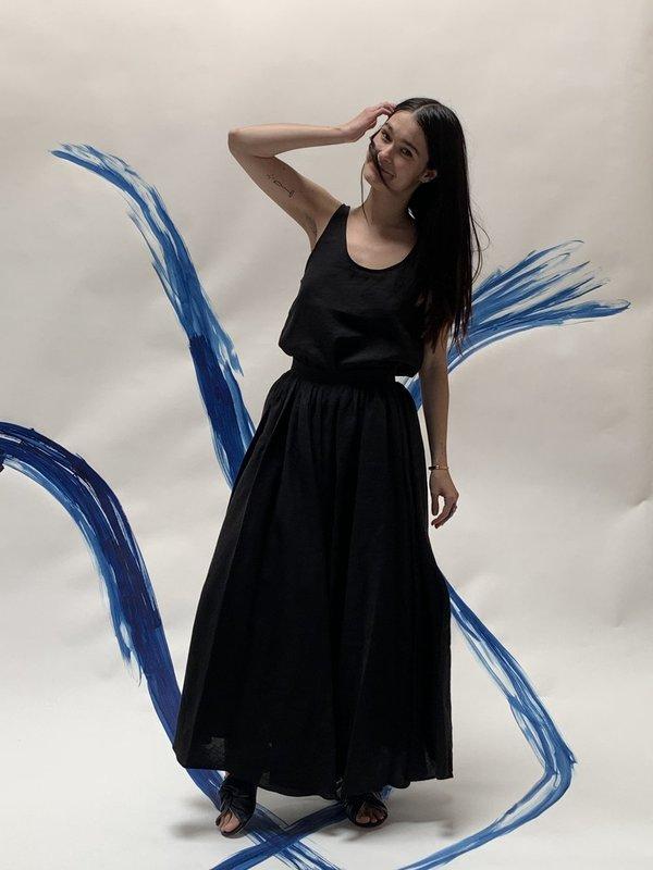 Samuji Lilac Top - black