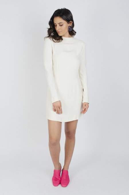 Les Heroines Billie Dress - Creme