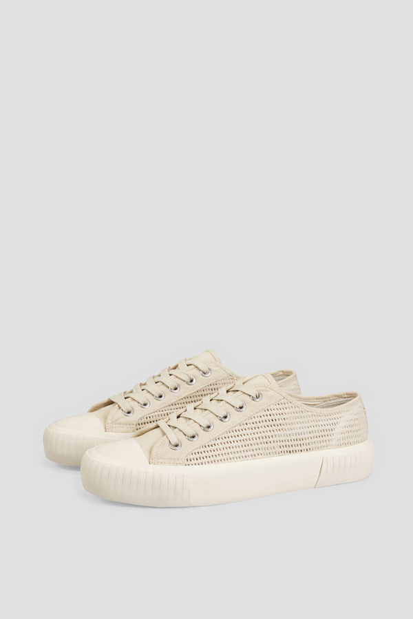 Vagabond Ashley Sneakers - Off White