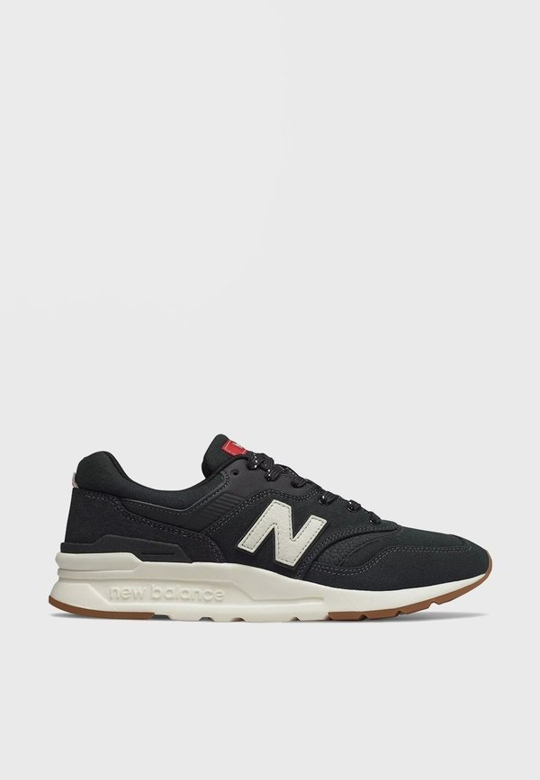 best service a4973 d57b7 New Balance 997 H - black/cream on Garmentory