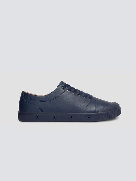 Spring Court Goatskin G2 Sneakers - Midnight Blue