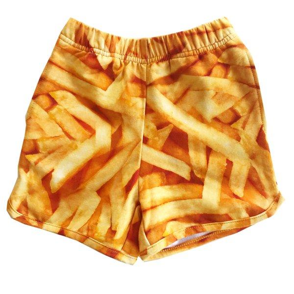 KIDS Romey Loves Lulu Shorts - Fries