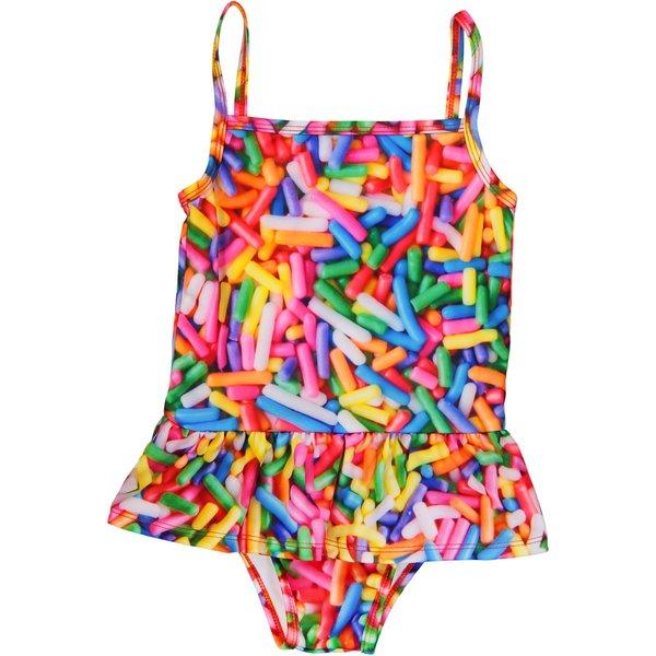 b04441f0a6 KIDS Romey Loves Lulu Swimsuit - Rainbow Sprinkles | Garmentory