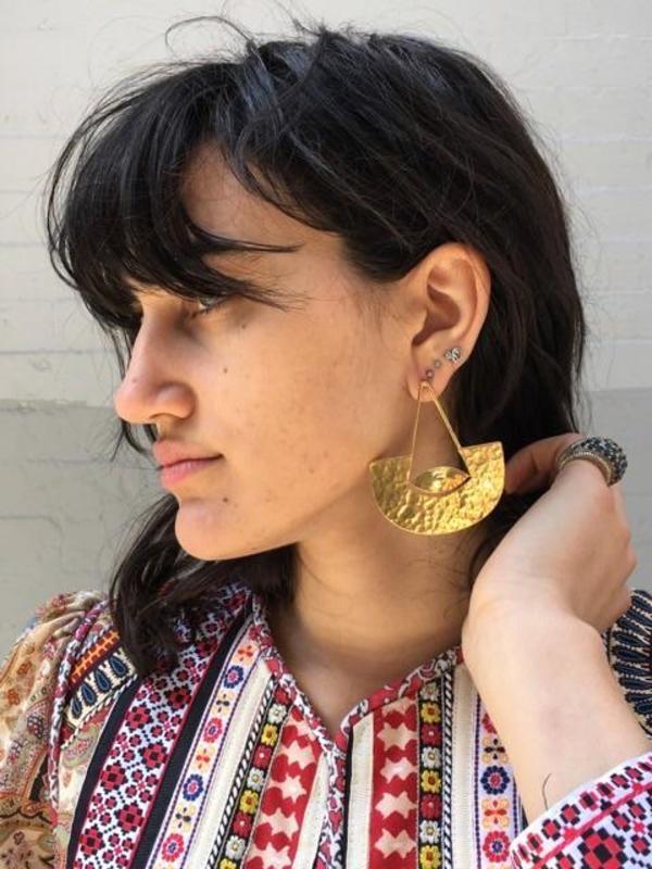 Elppin Nipple Shield Earrings