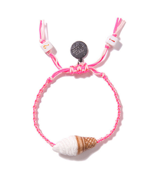 Venessa Arizaga I Scream 4 Ice Cream Bracelet