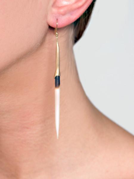 K/ller Bionic Quill Earrings