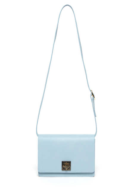 The Stowe Evelyn Lock Bag in Arctic