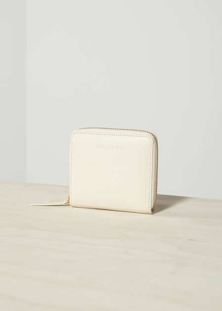 The Stowe Square Wallet in Marfil