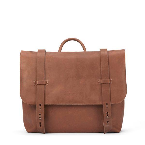 Lowell Clark Nappa Leather Bag