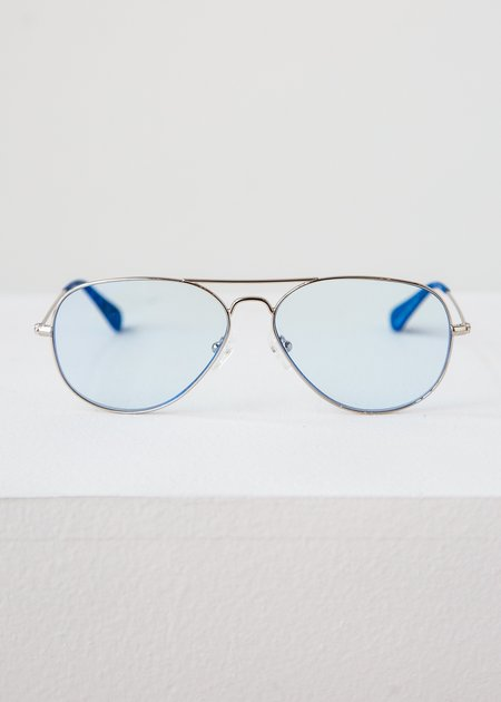 Caddis Eyewear Mabuhay - Chrome/Light Blue
