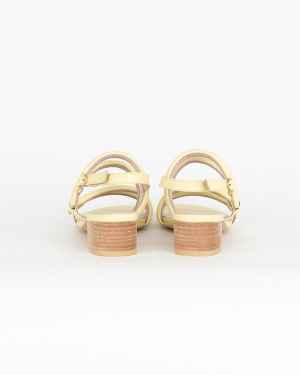 """INTENTIONALLY __________."" Hazel Sandal"
