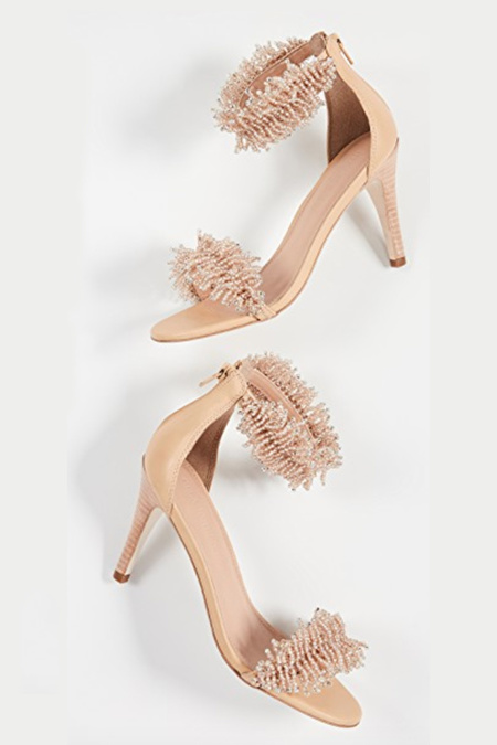 Ulla Johnson Zuzu Heel - Copper