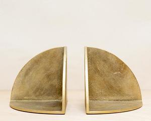 Saikai Brass Book End