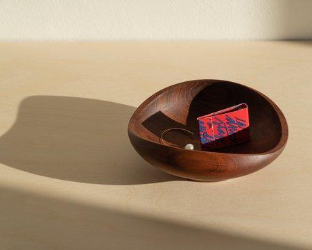 Architect Made Finn Juhl Handmade Wooden Bowl