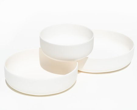 Tina Frey Designs Trio of Resin Bowls