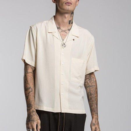 Candor Bowling Shirt - Ivory