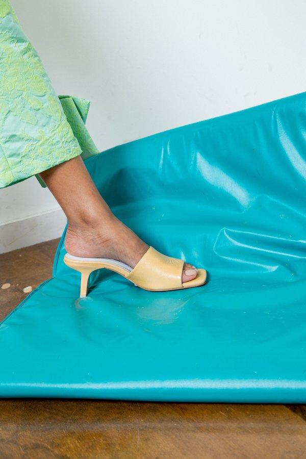 Miista Gabriella Shoe - yellow
