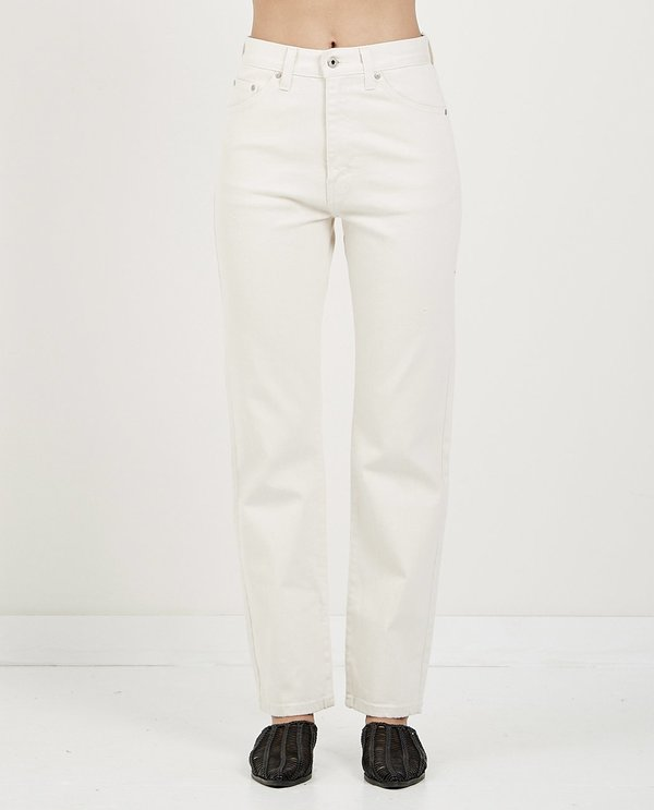 Naked & Famous CLASSIC JEAN - NATURAL SEED